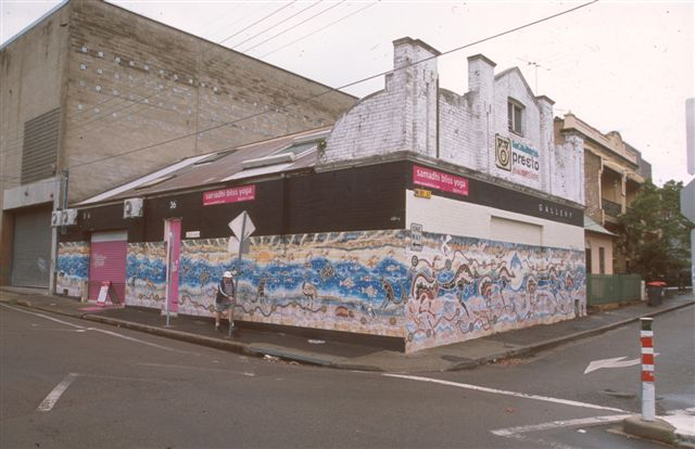 19 Mary Street Newtown was previously an Aboriginal Arts Centre