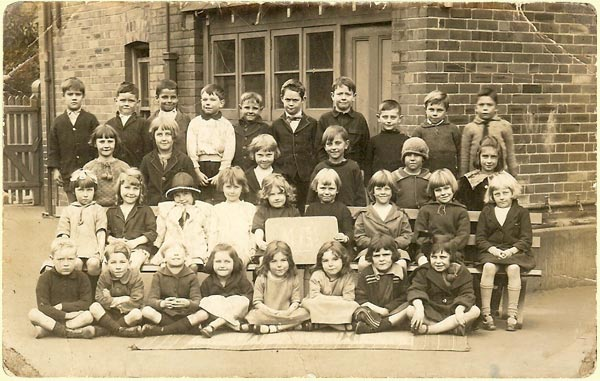 North Newtown Primary School, class 1B. 1923