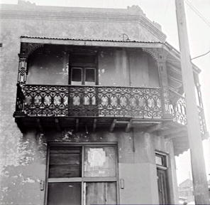 Gowrie Street 1950's (ArchivePix)
