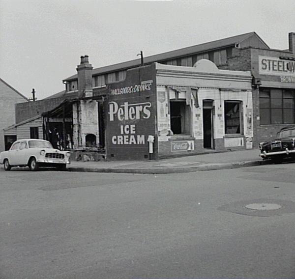 Henderson Rd 1954 (ArchivePix)