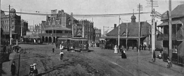 King St circa 1912 (Jubilee Souvenir)