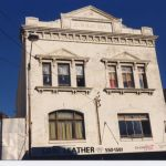 Name on the Facade, C. Whately. Currently Link Leather and Dress shop.
